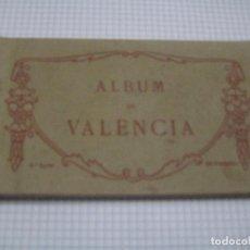 Postales: BLOC DE POSTALES ANTIGUAS DE VALÈNCIA. Lote 62649176