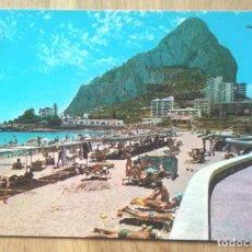 Postales: CALPE - PLAYA DE LA FOSA. Lote 63181020