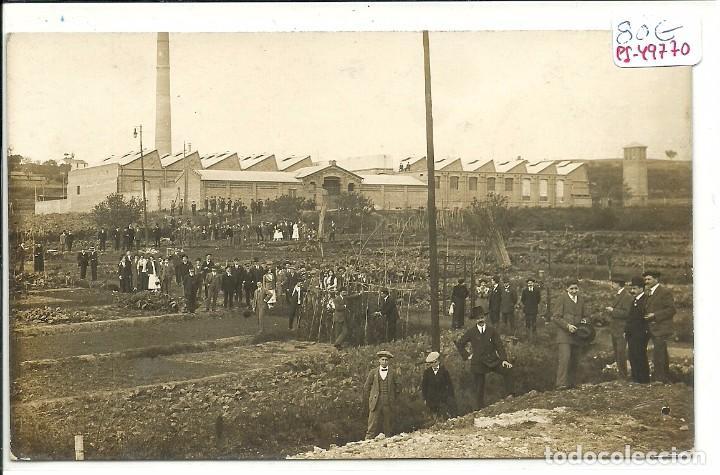 (PS-49770)POSTAL FOTOGRAFICA DE ALCOY- (Postales - España - Comunidad Valenciana Antigua (hasta 1939))