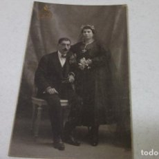 Postales: TARJETA POSTAL / FOTOGRAFIA SANCHEZ / VALENCIA. Lote 63615275