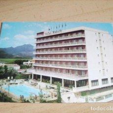 Postales: GANDIA - VALENCIA - HOTEL MADRID. Lote 64019751