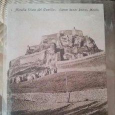 Postales: MORELLA. VISTA DEL CASTILLO. N. 5. Lote 64251827
