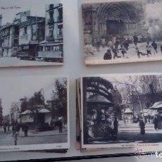 Postales: POSTALES EN LA HISTORIA DE LA COMUNIDAD VALENCIANA- COLECCION COMPLETA. Lote 64386191