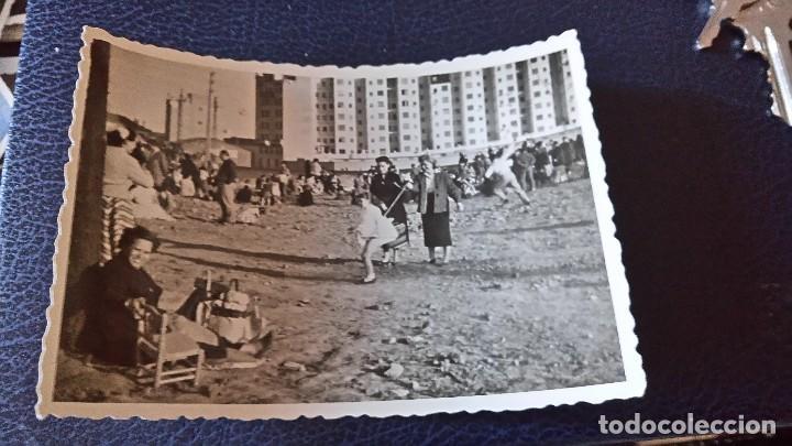 ANTIGUA FOTOGRAFÍA. VALENCIA. LA PISTA. FOTO AÑOS 50. (Postales - España - Comunidad Valenciana Moderna (desde 1940))