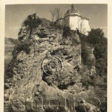 Postales: POSTAL ERMITA DE SAN ANTONIO LUCENA DEL CID CASTELLON. Lote 66196270