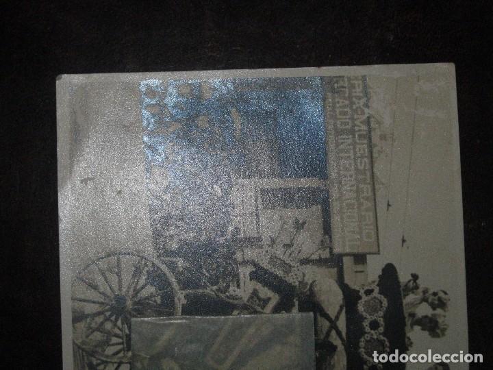 Postales: FESTES antigua postal valencia CARROZA BATALLA FLORES ? CASTA MERCADO INTERNACIONAL DEL ESTADO - Foto 5 - 68961949