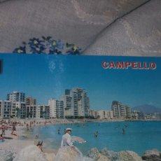 Postales: POSTAL CAMPELLO ALICANTE. Lote 70475579