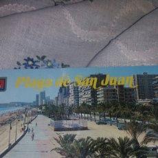 Postales: POSTAL PLAYA DE SAN JUAN. Lote 70476021