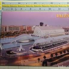 Postales: POSTAL DE VALENCIA. AÑOS 2000. CIUDAD DE LAS ARTES Y LAS CIENCIAS. 1827. Lote 71035849