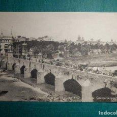 Postales: POSTAL - ESPAÑA - VALENCIA.- PUENTE DEL MAR Y VISTA GENERAL - J.F. NO. 15 - ORIGINAL - IMPECABLE -. Lote 71228951
