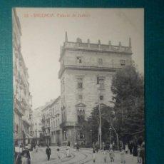 Postales: POSTAL - ESPAÑA - VALENCIA.- 53 PUERTO - PALACIO DE JUSTICIA - THOMAS 103 -. Lote 71650143