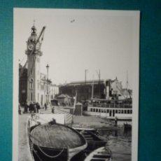 Postales: POSTAL - ESPAÑA - VALENCIA - 82 VALENCIA - PUERTO - L. ROISIN - RARA. Lote 71652875