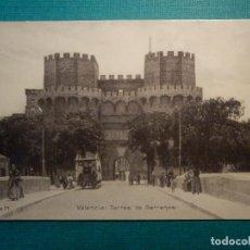 Postales: POSTAL - ESPAÑA - VALENCIA - VALENCIA - TORRES DE SERRANOS - J.F.Nº 11 - 1914 - RARA. Lote 71653147