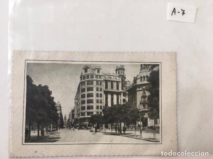 Postales: POSTAL TROQUELADA CALLE DE LA PAZ (VALENCIA) 1960 CURSADA - Foto 3 - 71818783