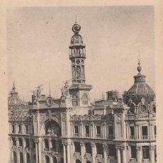 Postales: Nº 29625 POSTAL VALENCIA ROISIN PALACIO DE CORREOS Y TELEGRAFOS. Lote 74909423