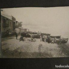 Postales: BURRIANA - ES FOTO - NO POSTAL - VER REVERSO Y TAMAÑO -(V-8737). Lote 75212775