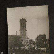 Postales: BURRIANA - ES FOTO - NO POSTAL - VER REVERSO Y TAMAÑO -(V-8739). Lote 75212835