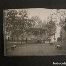 Postales: BURRIANA - ES FOTO - NO POSTAL - VER REVERSO Y TAMAÑO -(V-8740). Lote 75212871