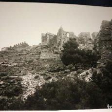 Postales: ANTIGUA FOTOGRAFÍA. SAGUNTO. FOTO AÑOS 60.. Lote 75908715