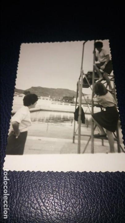 ANTIGUA FOTOGRAFÍA. VALL DE UXO. CASTELLON. FOTO AÑO 1963. (Postales - España - Comunidad Valenciana Moderna (desde 1940))