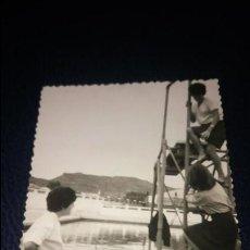Postales: ANTIGUA FOTOGRAFÍA. VALL DE UXO. CASTELLON. FOTO AÑO 1963.. Lote 75990943