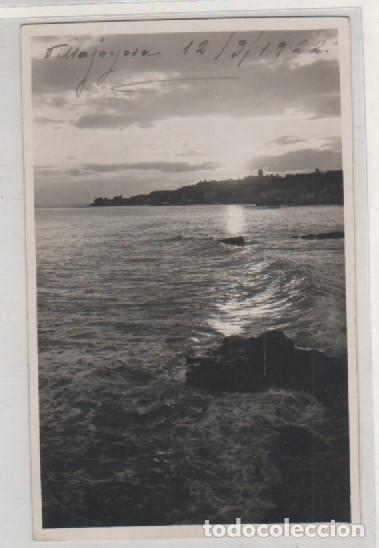 POSTAL FOTOGRÁFICA. VISTA DE VILLAJOYOSA. CIRCULADA EN 1922 ENVIADA A TORO ZAMORA. (Postales - España - Comunidad Valenciana Antigua (hasta 1939))