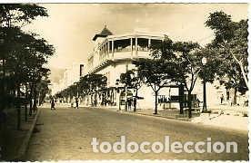 ALCOY (ALICANTE).- AVENIDA DE JOSE ANTONIO. EDICIONES DARVI Nº 5. FOTOGRÁFICA. (Postales - España - Comunidad Valenciana Moderna (desde 1940))