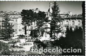 ALCOY (ALICANTE).- PLAZA DEL DOCTOR GISBERT. EDICIONES DARVI Nº 12. FOTOGRÁFICA. (Postales - España - Comunidad Valenciana Moderna (desde 1940))