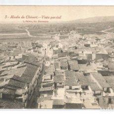 Postais: ALCALA DE CHIVERT .- Nº 3 .- VISTA PARCIAL .- FOTO L. ROISIN. Lote 78245977