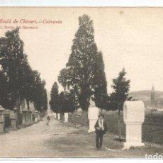 Postais: ALCALA DE CHIVERT .- Nº 13 .- CALVARIO .- FOTO L. ROISIN. Lote 78266057