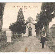 Postais: ALCALA DE CHIVERT .- Nº 14 .- CALVARIO .- FOTO L. ROISIN. Lote 78266381