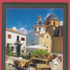 Postales: POSTAL TURÍSTICA DE LA COSTA BLANCA ALTEA FOTO DE AQUILES RIOS Nº 55502 AÑO 1996 P301. Lote 79967921