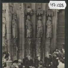 Postales: VALENCIA - 541- TRIBUNAL DE LAS AGUAS - JDP -VER REVERSO-(47.028). Lote 81021940