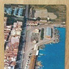Cartoline: CASTELLON - VISTA DEL PUERTO. Lote 82688532