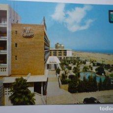 Postales: POSTAL GANDIA -HOTEL BAYREN ESCRITA. Lote 84784800