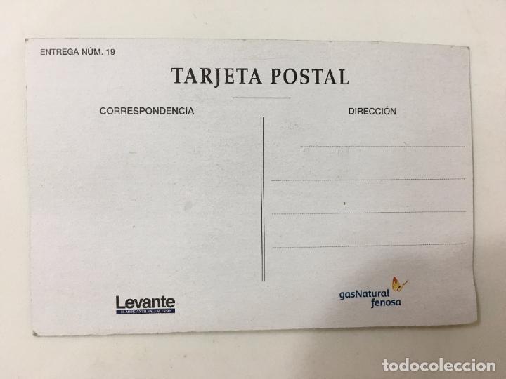 Postales: POSTAL 48- VALENCIA TORRE Y PLAZA DE SANTA CATALINA COLECCION DIARO LEVANTE - Foto 2 - 84929168
