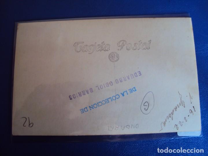 Postales: (PS-51795)POSTAL FOTOGRAFICA DE ONDARA-CAPEA - Foto 2 - 85270628
