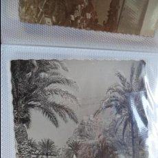 Postales: POSTAL DE ALICANTE. PASEO DE GOMIS. AÑOS 60. Lote 40780369