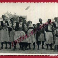 Postales: POSTAL ALICANTE , MURO DE ALCOY , FIESTAS 1961 , FOTO , ORIGINAL, P87190. Lote 87341932