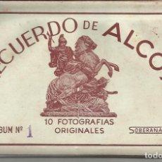 Postales: ALCOY-ALICANTE. Lote 87599268