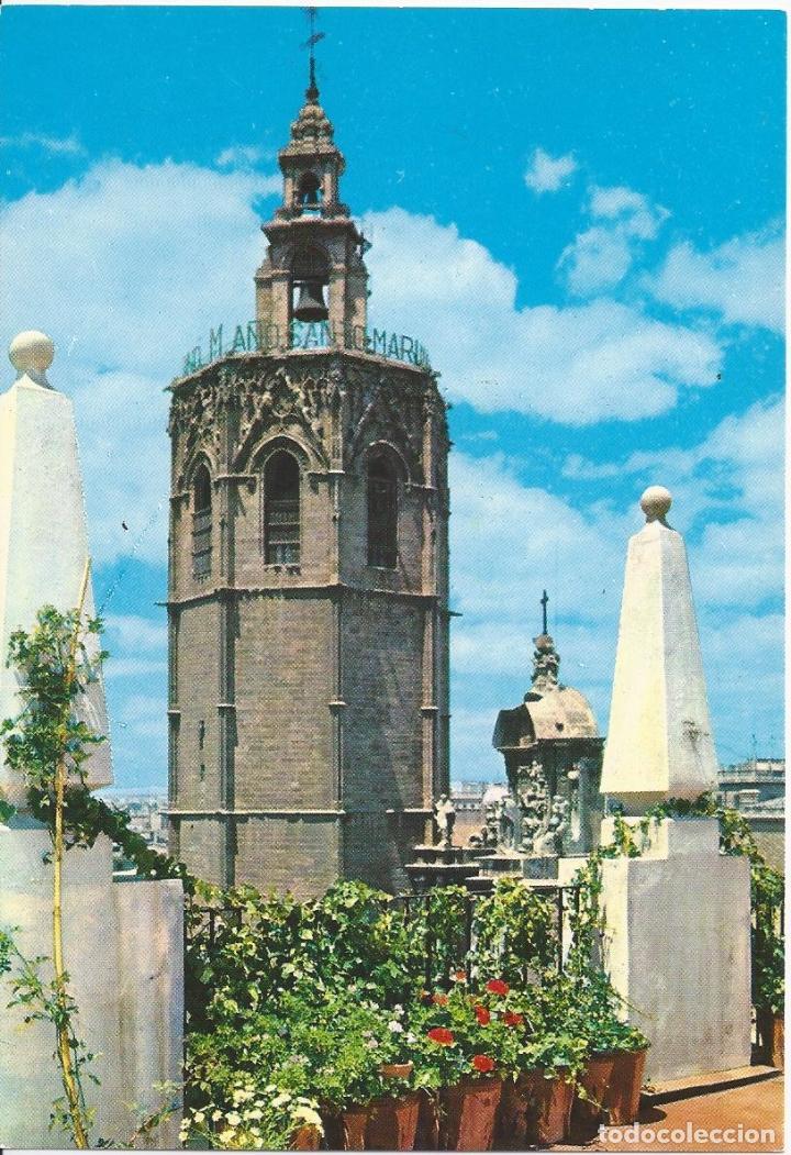 TORRE DEL MIGUELETE. VALENCIA. (COMUNIDAD VALENCIANA). POSTALES : GARCIA GARRABELLA. Nº 9 (Postales - España - Comunidad Valenciana Moderna (desde 1940))