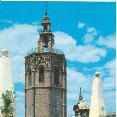 Postales: TORRE DEL MIGUELETE. VALENCIA. (COMUNIDAD VALENCIANA). POSTALES : GARCIA GARRABELLA. Nº 9. Lote 87694432
