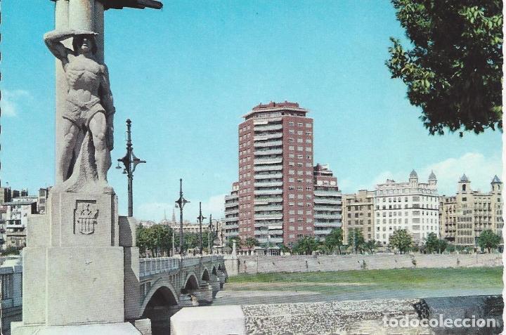 POSTAL : TORRE DE VALENCIA. VALENCIA. (Postales - España - Comunidad Valenciana Moderna (desde 1940))