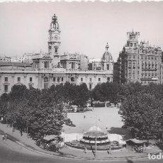 Postales: PLAZA DEL CAUDILLO. VALENCIA. (COMUNIDAAD VALENCIANA). POSTALES : GARCIA GARRABELLA. Nº 46. Lote 87694716