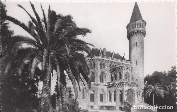 CASTILLO DE LA CONDESA DE RIPALDA. VALENCIA. (COMUNIDAD VALENCIANA). POSTALES E.T. Nº 12 (Postales - España - Comunidad Valenciana Moderna (desde 1940))