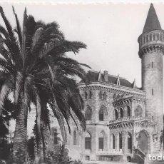 Postales: CASTILLO DE LA CONDESA DE RIPALDA. VALENCIA. (COMUNIDAD VALENCIANA). POSTALES E.T. Nº 12. Lote 87695564