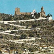 Postales: SUBIDA AL CASTILLO Y SANTUARIO. CULLERA VALENCIA. (COMUNIDAD VALENCIANA). POSTALES : GARCIA GARRABEL. Lote 87710884