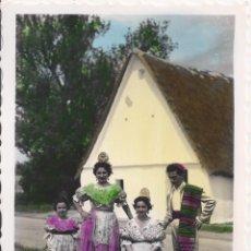 Postales: TIPOS REGIONALES EN LA HUERTA. VALENCIA. (COMUNIDAD VALENCIANA). ED. CRIS - ADAM Nº 148. Lote 87712436