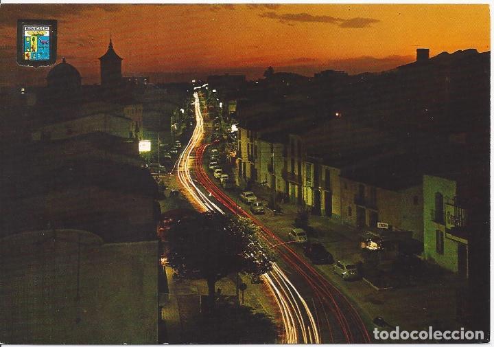 VISTA NOCTURNA DE BENICASIM. CASTELLON. (Postales - España - Comunidad Valenciana Moderna (desde 1940))