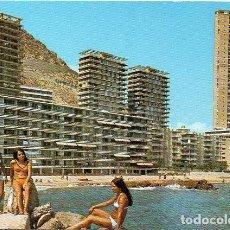 Postales: ALICANTE - 162 LA ALBUFERETA - VISTA PARCIAL. Lote 88594152